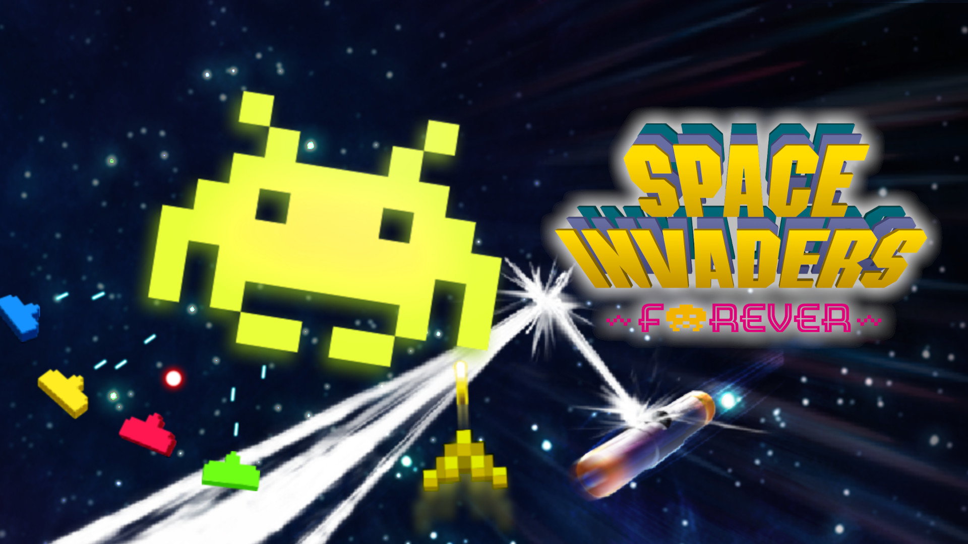 Read more about the article Space Invaders Forever