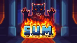 Slay Uncool Monsters – S.U.M
