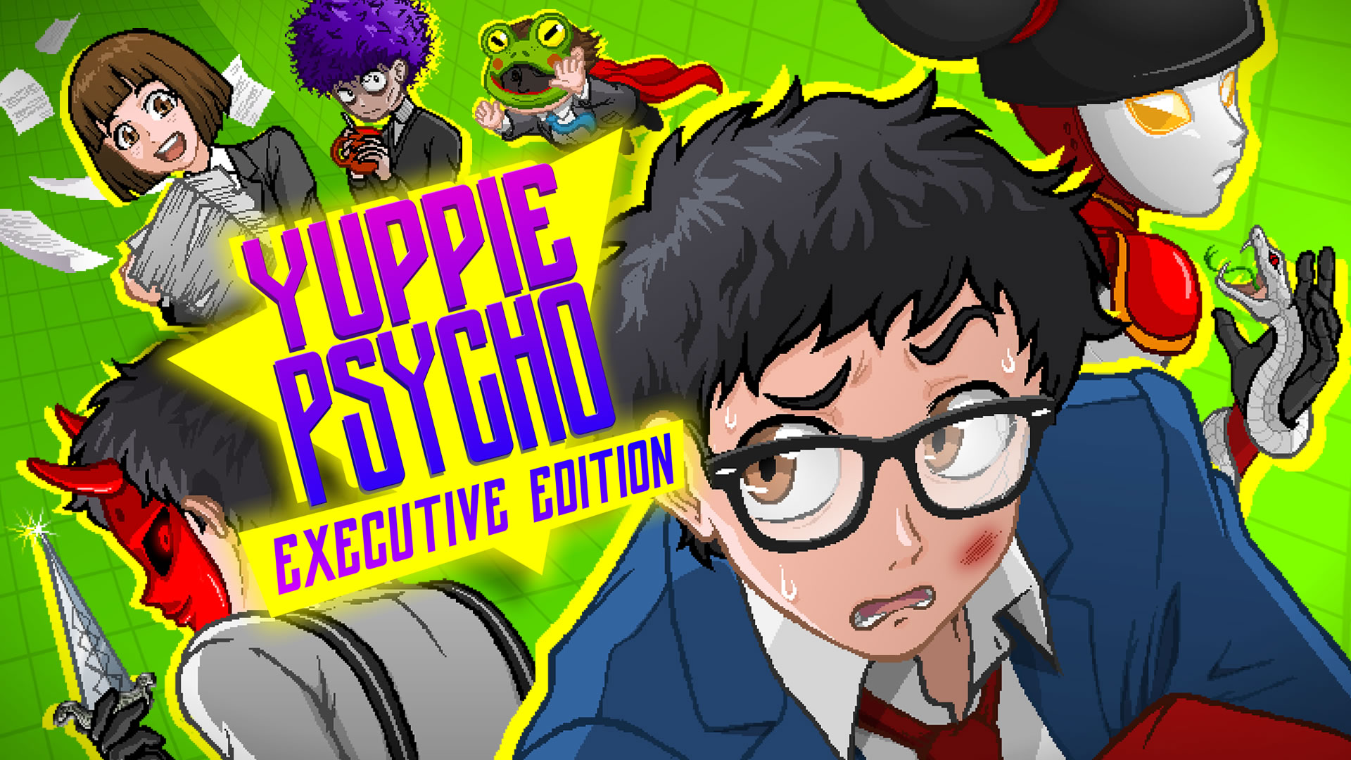 Read more about the article Yuppie Psycho: Executive Edition