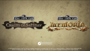 Read more about the article The Dark Eye: Chains of Satinav and The Dark Eye: Memoria