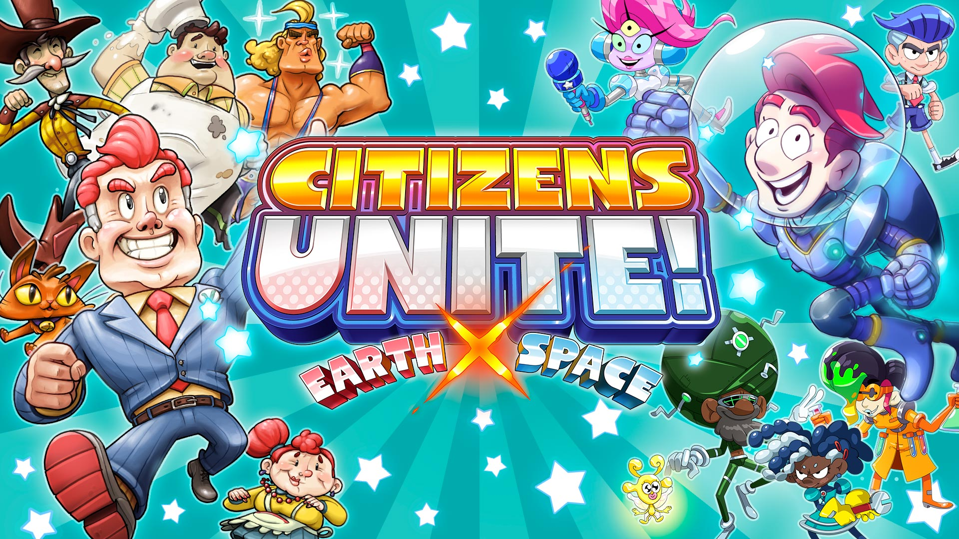 Read more about the article Citizens Unite!: Earth x Space