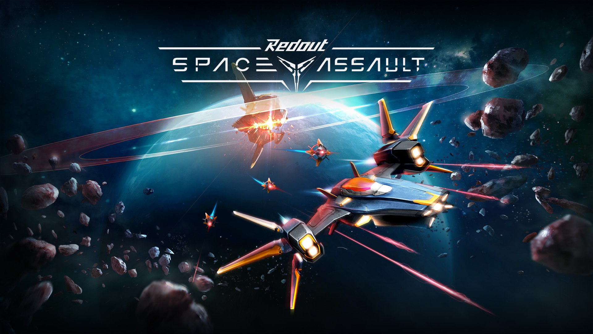 Read more about the article Redout: Space Assault