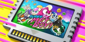 Read more about the article SUPER METBOY