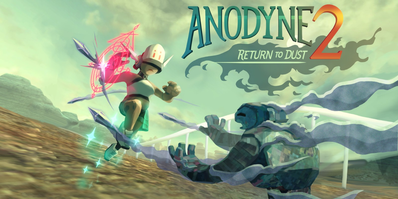 Read more about the article Anodyne 2: Return to Dust