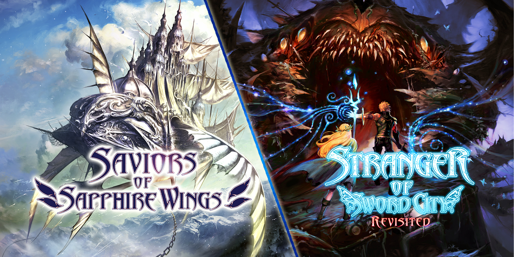 Read more about the article Saviors Of Sapphire Wings/Stranger Of Sword City Revisited