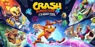 Read more about the article Crash Bandicoot 4: It's About Time