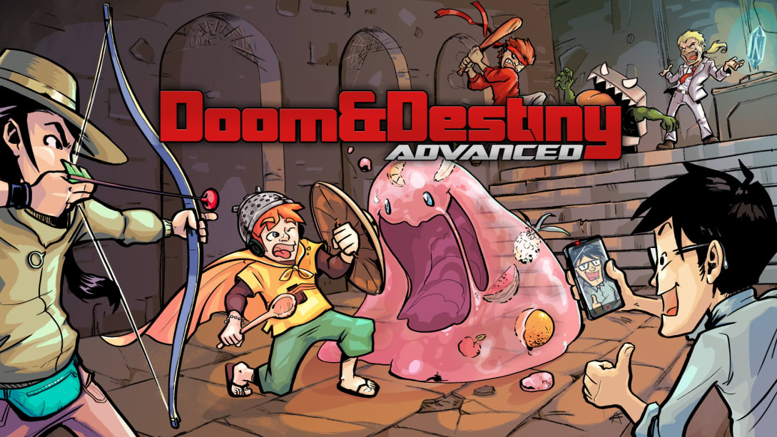 Read more about the article Doom and Destiny Advanced