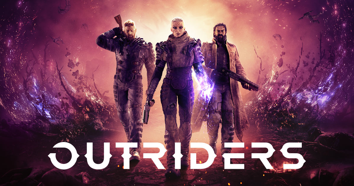 Read more about the article Outriders