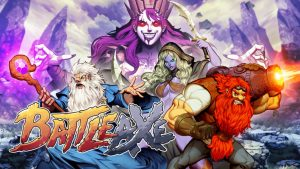 Read more about the article Battle Axe
