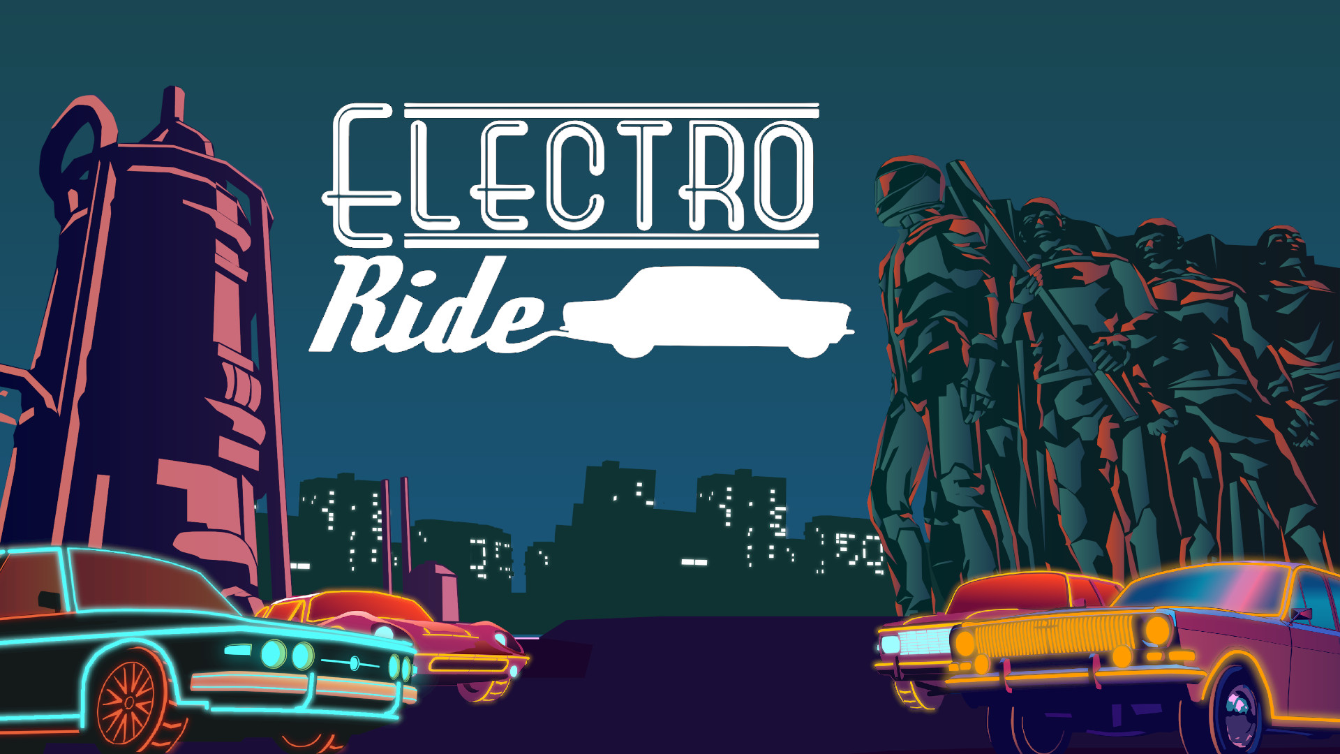 Read more about the article Electro Ride: The Neon Racing