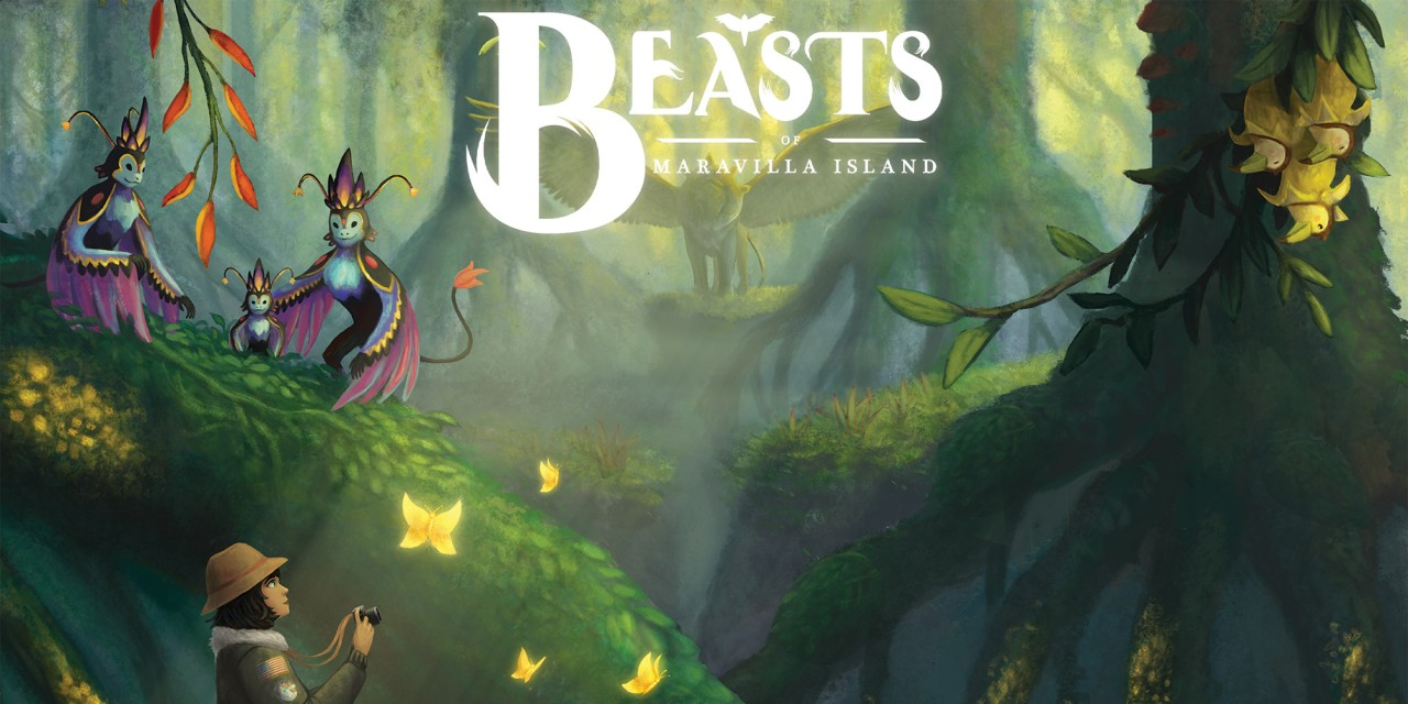 Read more about the article Beasts of Maravilla Island