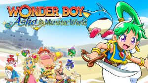 Read more about the article Wonder Boy Asha in Monster World