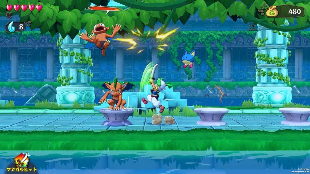 wonder-boy-asha-in-monster-world-gameplay