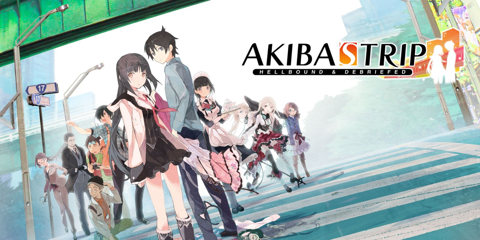 Read more about the article Akiba's Trip: Hellbound & Debriefed