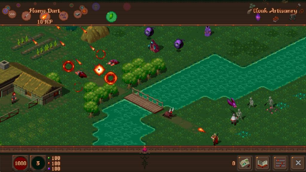 Fates of Ort gameplay