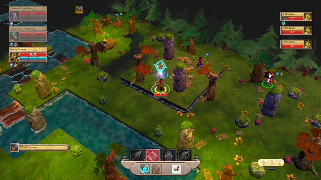 Fort Triumph-game