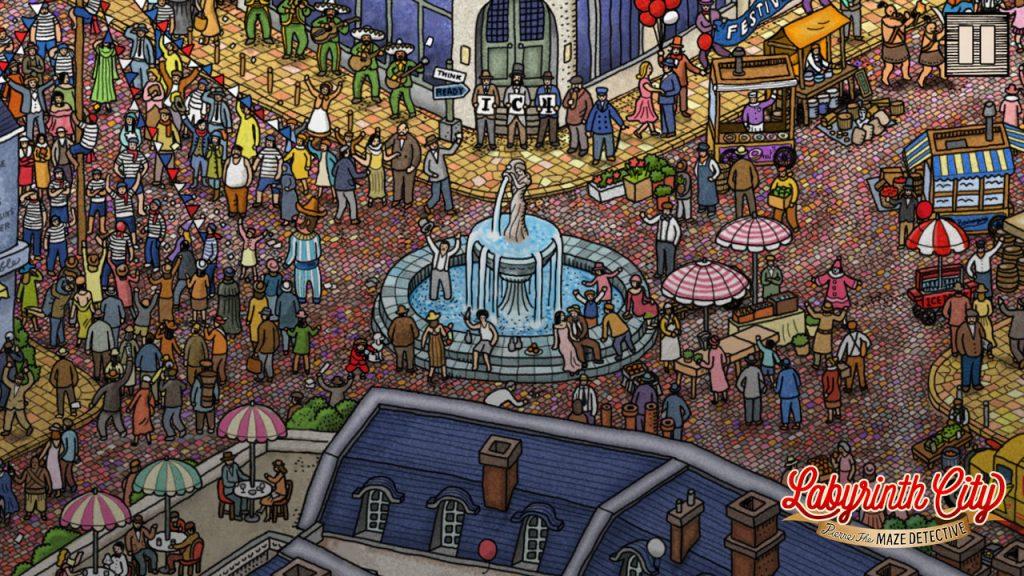 Labyrinth-City-gameplay