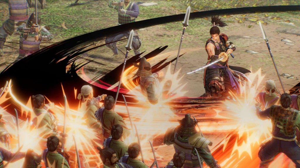 samurai warriors 5 gameplay