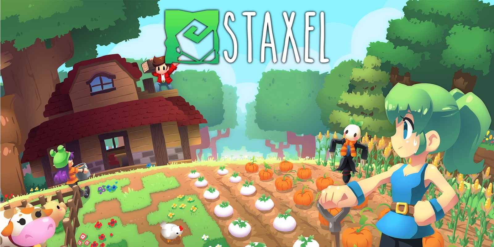 Read more about the article Staxel