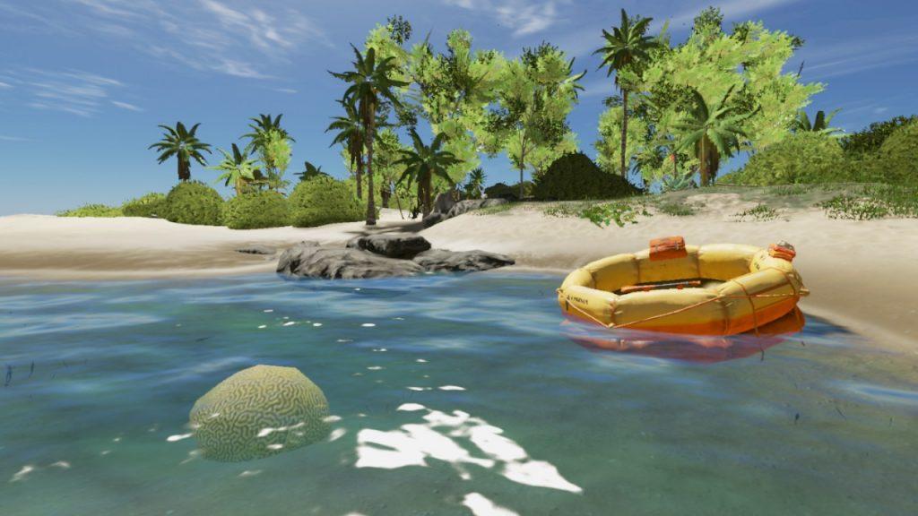 Stranded-deep-island