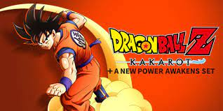 Read more about the article DRAGON BALL Z : KAKAROT